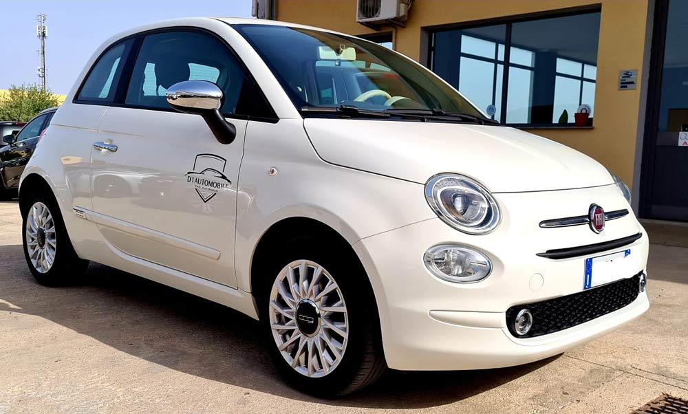 noleggio auto a Sassari - D1 Automobile - Fiat Cinquecento